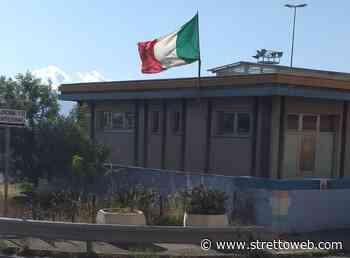 Reggio Calabria: la Stazione di Santa Caterina è pronta con il Tricolore per la Festa della Repubblica - Stretto web