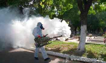 Impiden fumigaciones en Ajalpan; creen que los contagiarán de Covid - El Popular