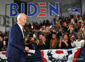Biden's 'gaffe machine' has black voters wary but still on board