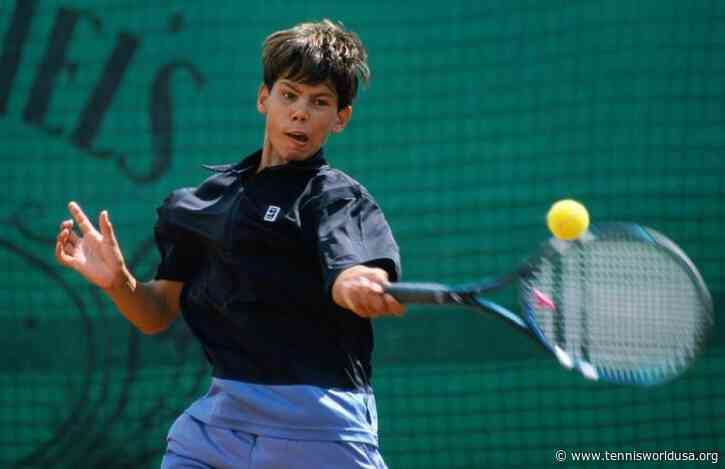 Tennis for children: A game to have fun, with values and competitive spirit