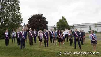 Vendin-le-Vieil : Ludovic Gambiez succède à Didier Hiel, maire depuis 1989 - La Voix du Nord