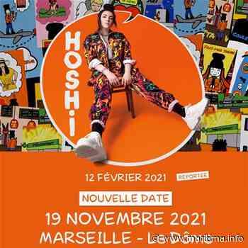 Aix en Provence - Culture - Report concert Hoshi au Dôme de Marseille - Maritima.info