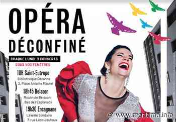 Aix en Provence - Culture - Aix-en-Provence : De l'opéra sous les fenêtre des habitants cet été - Maritima.info