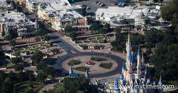 Disney World Set to Reopen in July