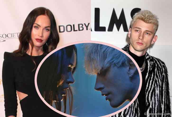 Megan Fox & Machine Gun Kelly Kept Relationship 'Professional' On Set, Says Producer