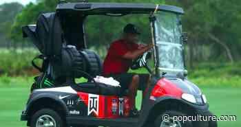Tiger Woods vs. Phil Mickelson: Celebrities' Custom Golf Carts Revealed - PopCulture.com