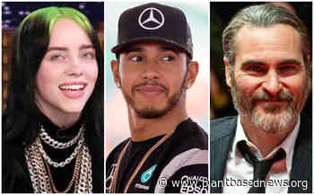 Celebrities Have Created 'Mass Appeal' For Vegan Food, Says Report - Plant Based News