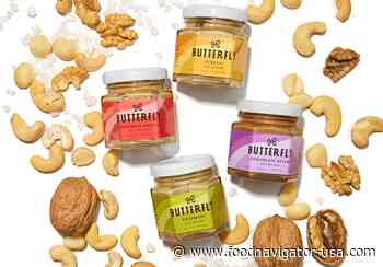 New brand Butterfly aims to bring function and fun to the nut butter category