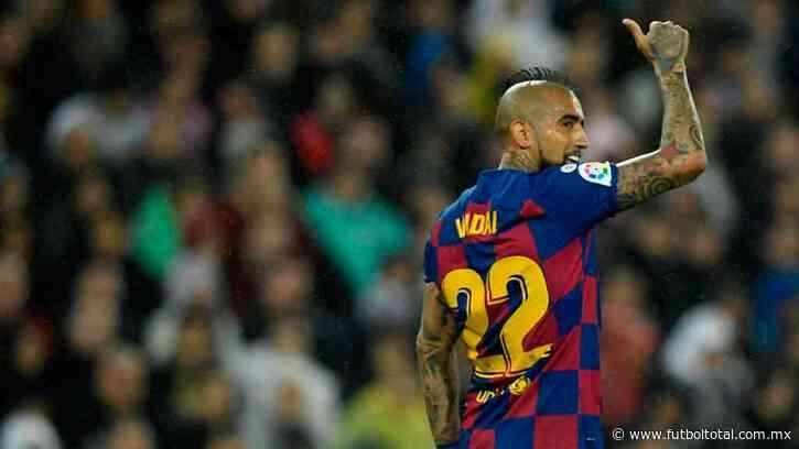 Barcelona pide al menos 15mde por Arturo Vidal