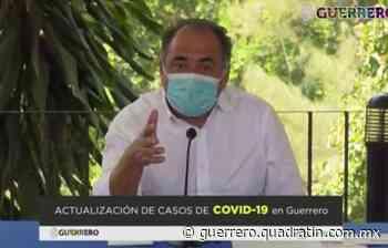 Habrá más camas para Acapulco, Chilpancingo e Iguala: Astudillo - Quadratín Michoacán