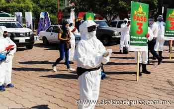 Restringen acceso al mercado de Iguala para frenar contagios de Covid-19 - El Sol de Acapulco