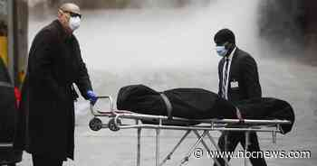 U.S. coronavirus deaths top 100,000 - NBC News