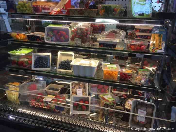 Another record week as frozen food sales gains outpace total store, fresh