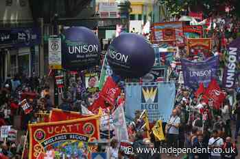 UK trade union membership reversing historic decline thanks to women workers, official figures show