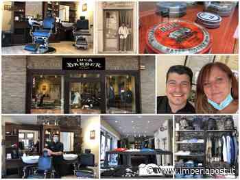 """Apre a Imperia """"Luca Barber Shop & Clothing"""": barba, capelli e abbigliamento uomo in una sola location / le immagini - IMPERIAPOST"""