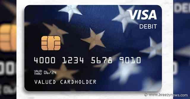 Your stimulus money might come as a debit card