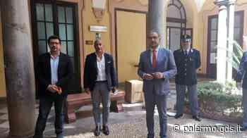 Fase 2, donate 1200 mascherine alla questura di Palermo - Giornale di Sicilia