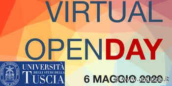Grande partecipazione al 'virtual open day' del polo universitario di Civitavecchia - OnTuscia.it