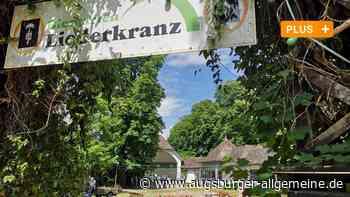 Liederkranz in der Ulmer Au wird zum Kulturbiergarten - Augsburger Allgemeine