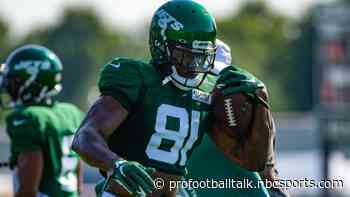 Quincy Enunwa not giving up hopes of playing again