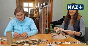 Aktionstag - Blumengrüße zum Nachbarschaftstag in Wittstock - Märkische Allgemeine Zeitung