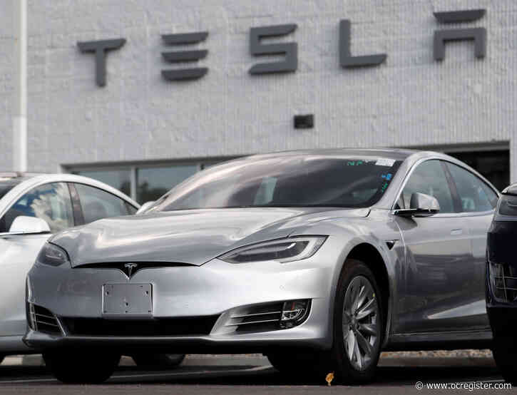 Tesla cuts Models 3, S and X prices by up to $5,000