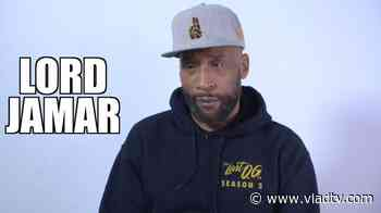 "EXCLUSIVE: Lord Jamar on NBA YoungBoy Calling Floyd Mayweather ""B**** A** Daddy"" - VladTV"
