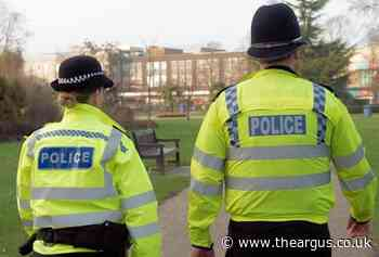 Crawley: Reports of men approaching women who are jogging