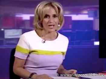 Emily Maitlis replaced for Newsnight episode after BBC says Cummings remarks 'did not meet standards' on impartiality