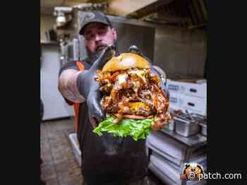 Big Barlows BBQ In Barnegat Offering 3-Pound Burgers - Barnegat-Manahawkin, NJ Patch