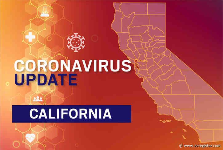 California surpasses 100,000 total coronavirus cases