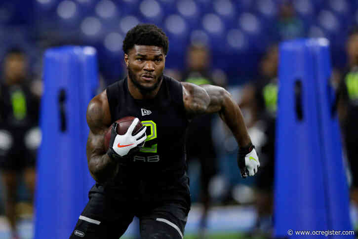 """Jalen Ramsey and Cam Akers might make the Rams' """"draft"""" better than it looks"""