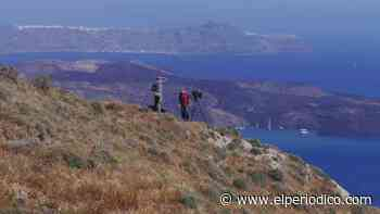 DMAX busca la Atlántida en las Islas Canarias y Santorini - El Periódico