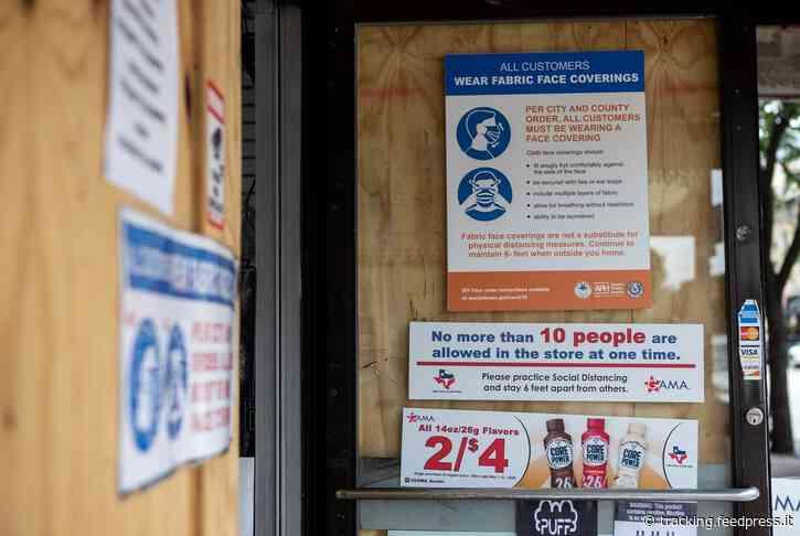 Coronavirus in Texas: Testing sites lacking in black and Hispanic neighborhoods, NPR finds