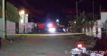 Sujetos armados dispara contra un vehículo estacionado en Fresnillo - Imagen de Zacatecas, el periódico de los zacatecanos