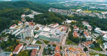 Covid-19: Acht Corona-Infizierte an Uniklinik in Homburg/Saarland - Saarbrücker Zeitung