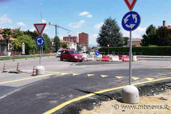Arcore, nuova rotonda tra via Casati e il cavalcavia della PEG: al via i lavori - MBnews
