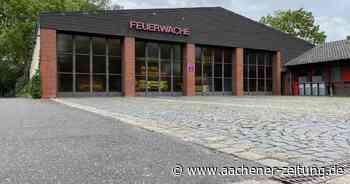 Wegberg: Neue Feuerwache soll im Herbst 2022 fertig sein - Aachener Zeitung