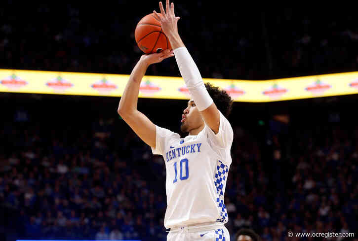 UCLA guard Johnny Juzang granted immediate eligibility after transfer from Kentucky