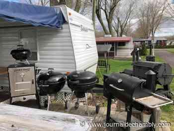 À quand le camping? - Le Journal de Chambly
