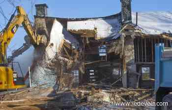 L'ex-maire de Chambly aurait «orchestré» la destruction de la maison Boileau - Le Devoir