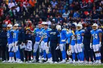 LA Chargers News: Bolts ranked 20th in the NFL by ESPN's FPI
