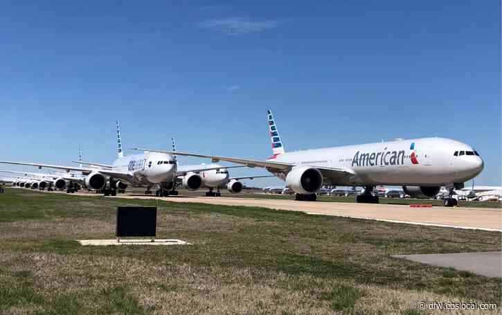 40,000 Workers Exit American Airlines, Bankruptcy 'Not An Option'