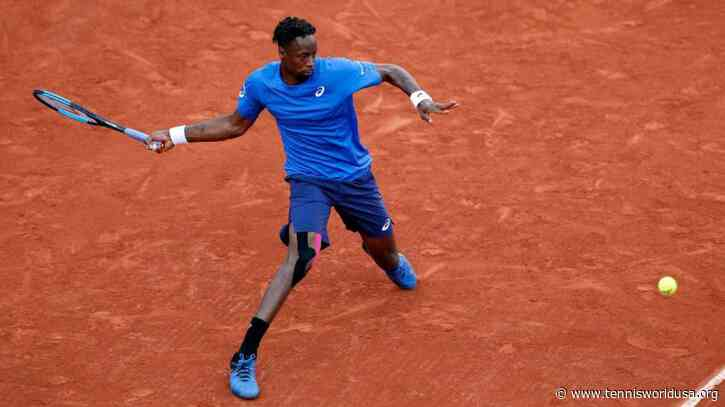 Gael Monfils: I always play with the same passion, even if there are no fans