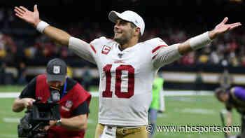 Defending Jimmy G: Why 49ers QB deserves more respect - NBCSports.com