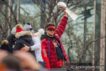 "Chiefs News: Patrick Mahomes tells grads ""Win your Super Bowl"" - KC Kingdom"
