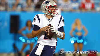 Former Patriots Super Bowl champ believes Brian Hoyer will start over Jarrett Stidham - CBS Sports