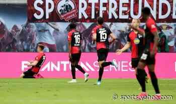 Speedy Matondo, 'Gladiator' Gjasula: Five moments from the Bundesliga
