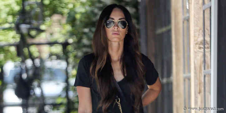 Megan Fox Steps Out for First Time Since Split Announcement From Brian Austin Green