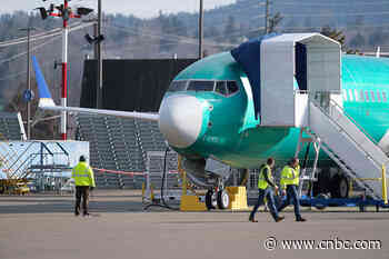 Boeing is laying off more than 6,000 employees this week as coronavirus pandemic hurts demand - CNBC